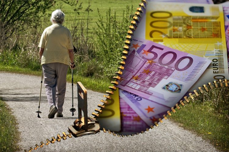Пенсии в Германии