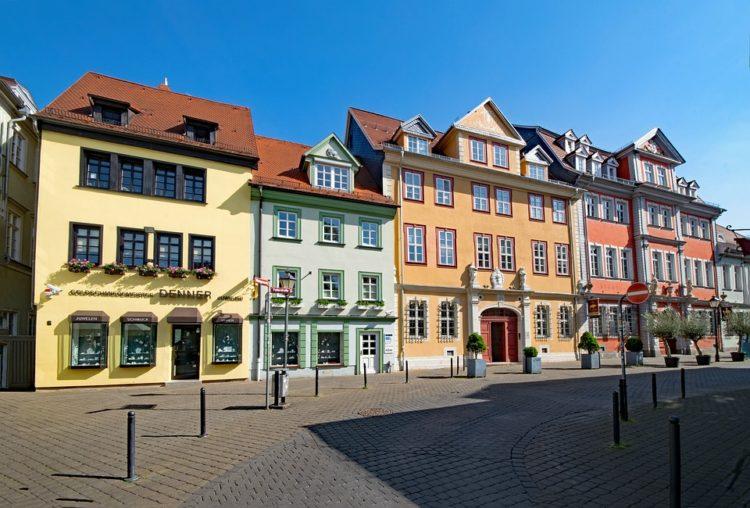 Пенсия в Германии зависит от региона