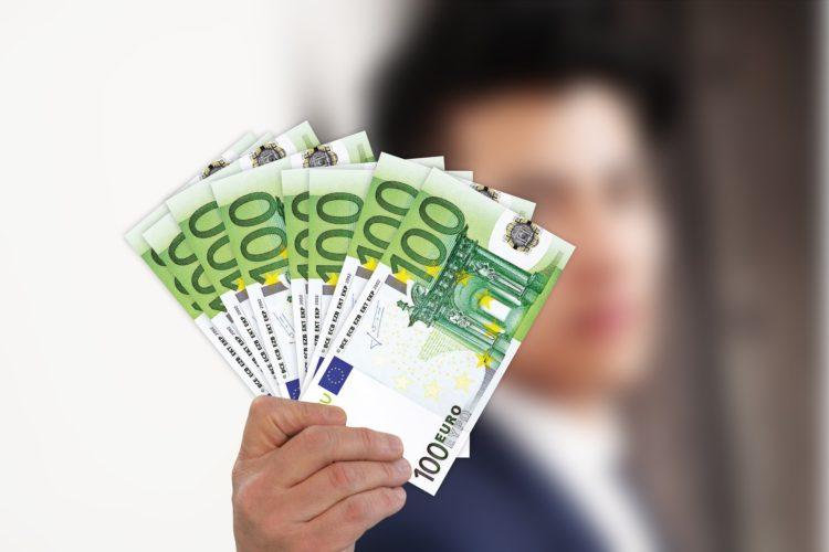 Зарплата европейцев чистыми, на руки
