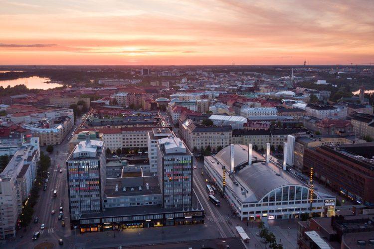 Налоги с заработка в Финляндии