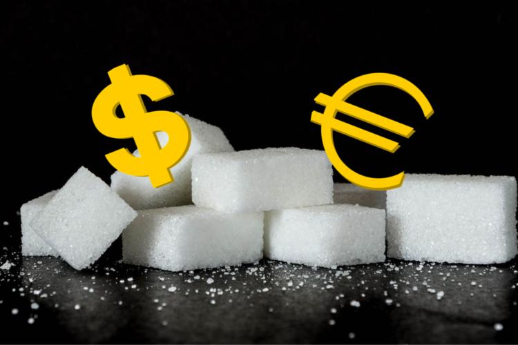 Сколько стоит сахар в Канаде