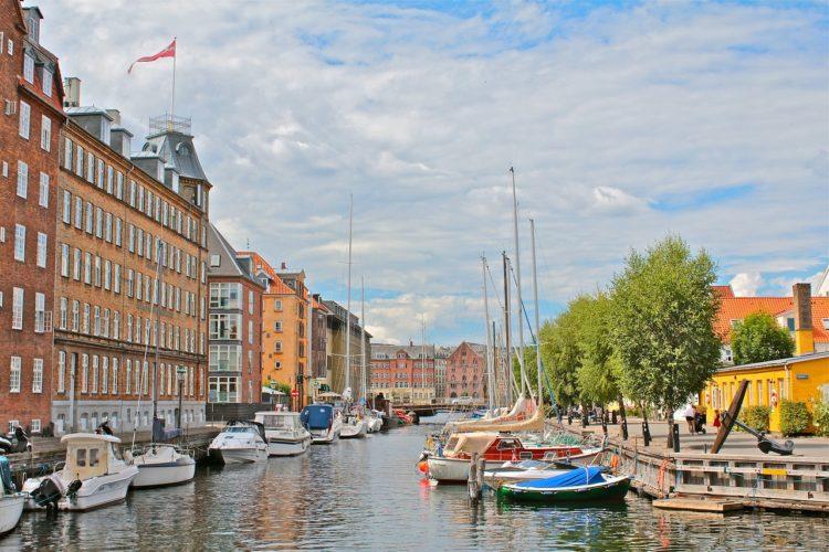 МРОТ в Дании