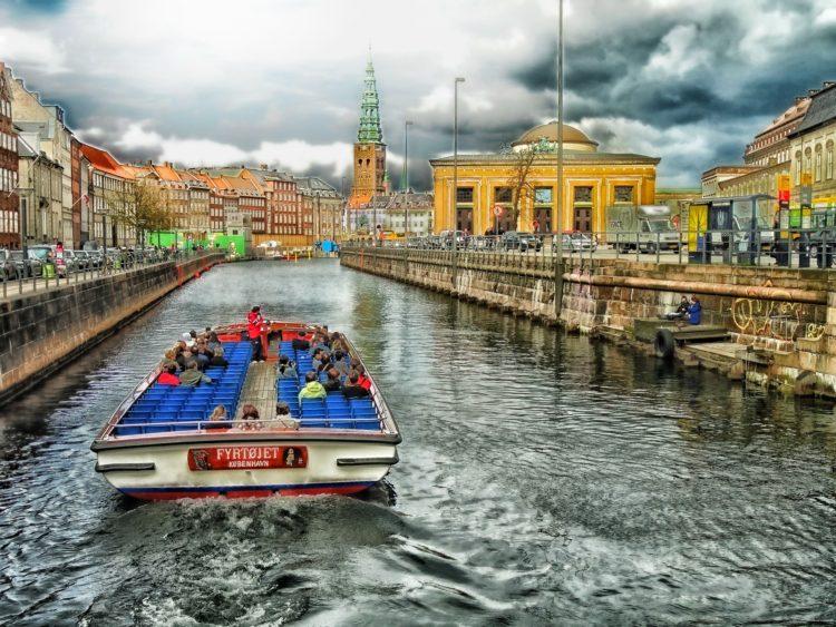 Пенсии в Дании
