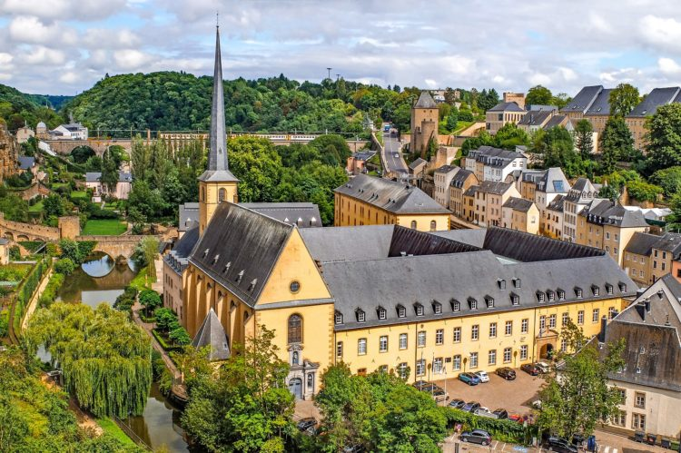 Пенсии в Люксембурге