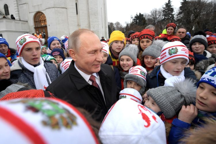 Золотой миллиард и россияне