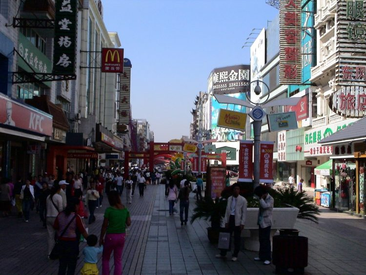 Ляонин - провинция с самым низким МРОТ в Китае