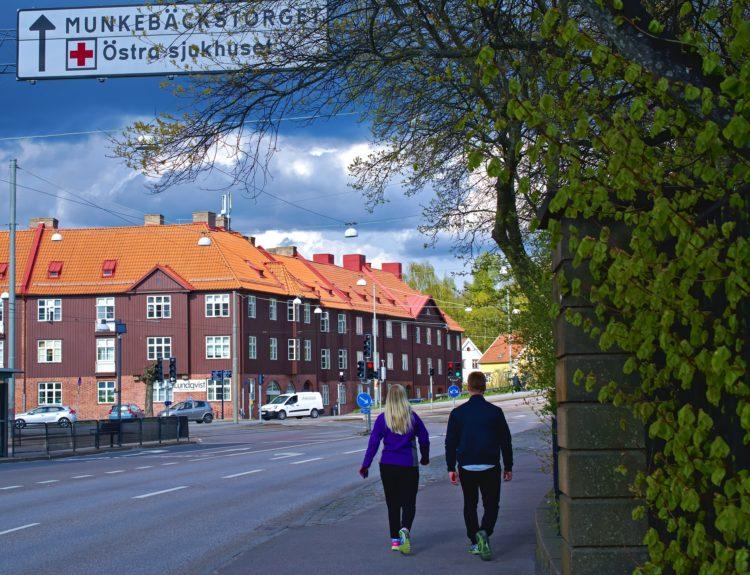 Пенсия в Швеции
