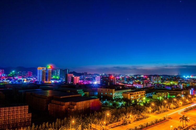 Шэньчжэнь - город с высоким МРОТ в Китае