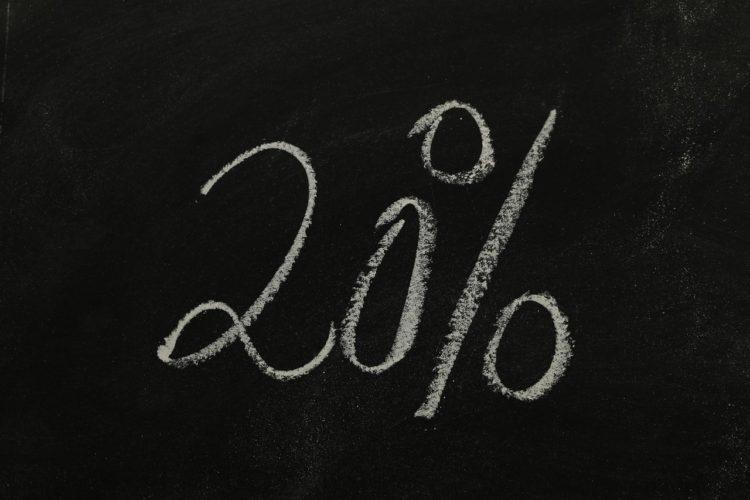 Рост НДС до 20%