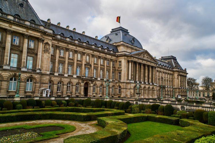 Зарплата в Бельгии