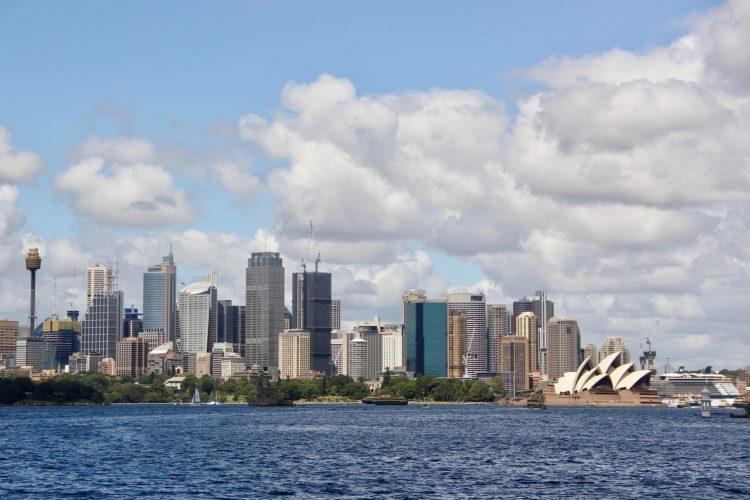 Пенсии в Австралии