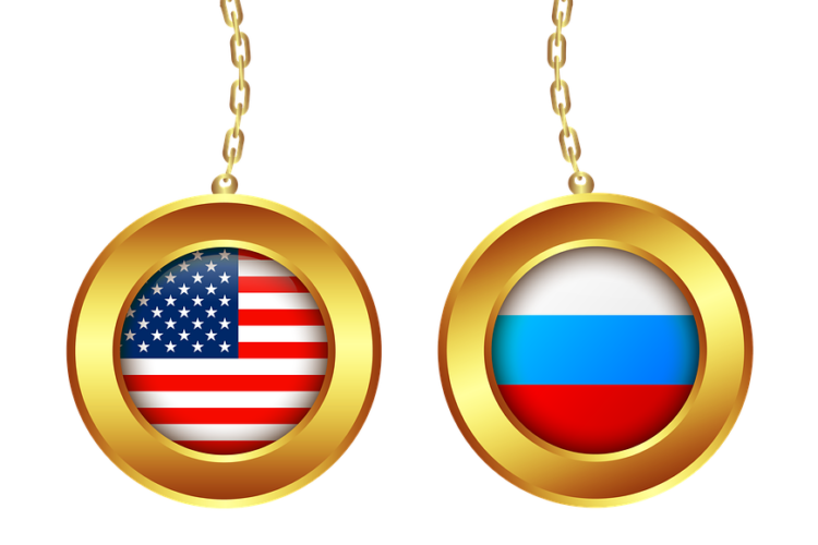 США vs Россия