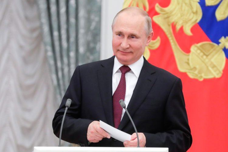 Рейтинги Путина