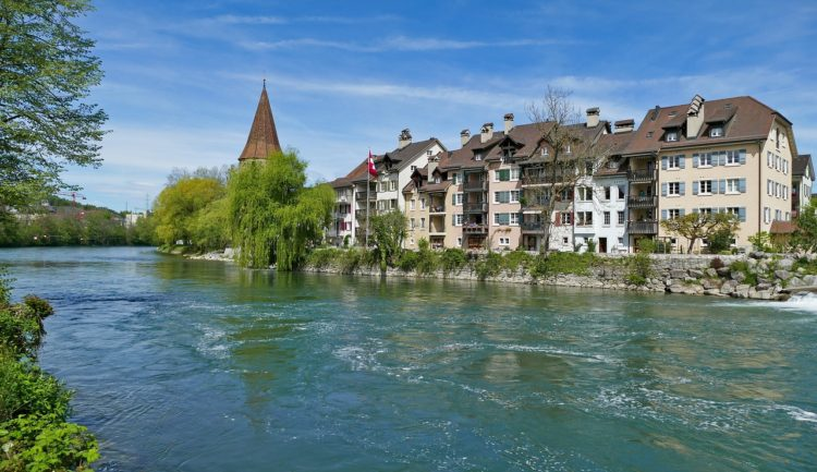Иммиграция в Швейцарию
