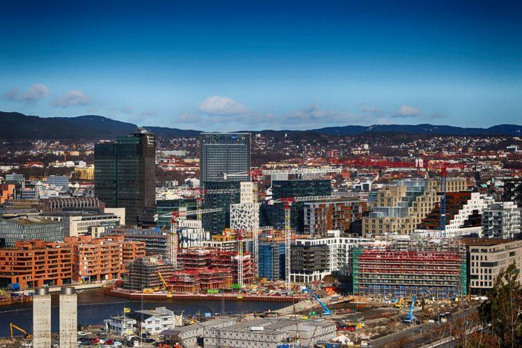 Финансирование пенсий в Норвегии