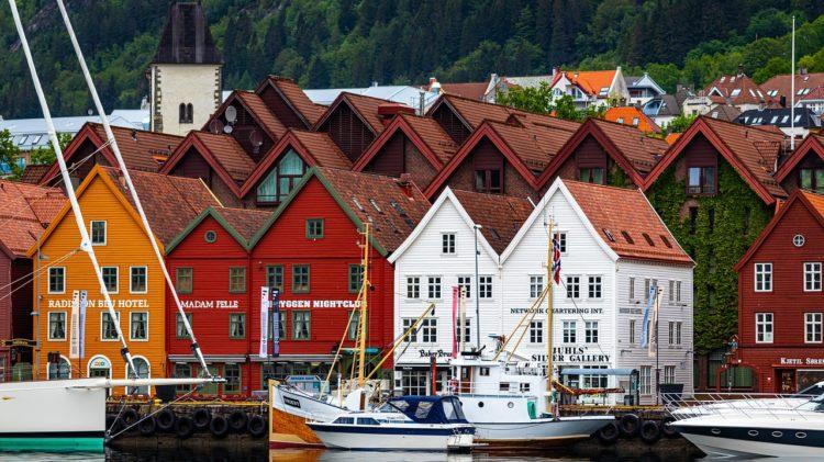 Продолжительность отпуска в Норвегии