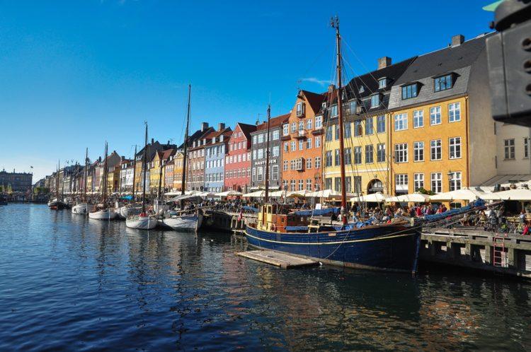 Продолжительность отпуска в Дании