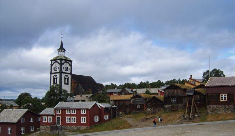 Пенсии в Норвегии