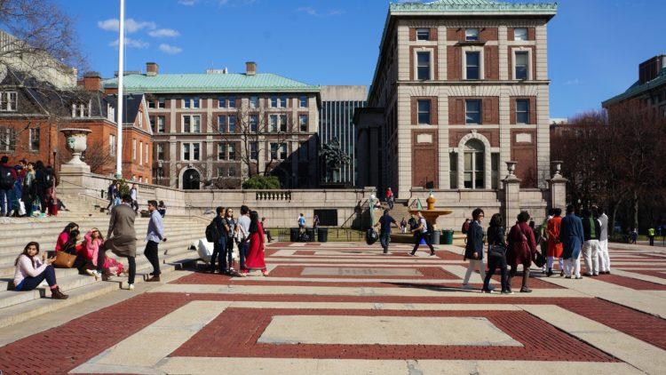 Колумбийский университет, Нью-Йорк