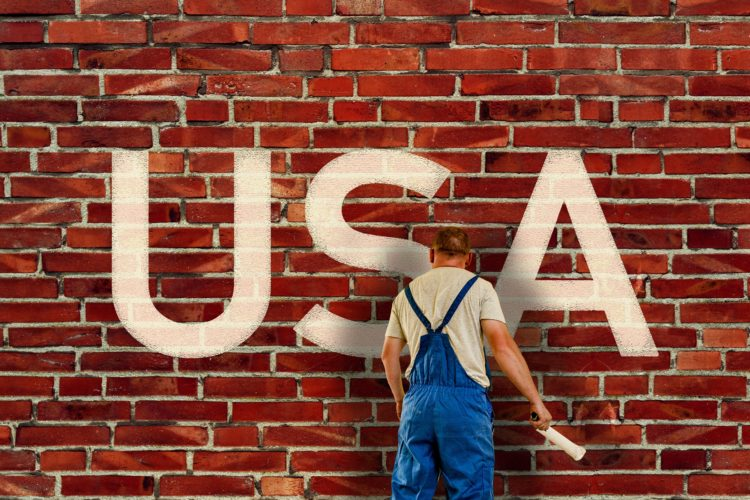 Зарплаты в США