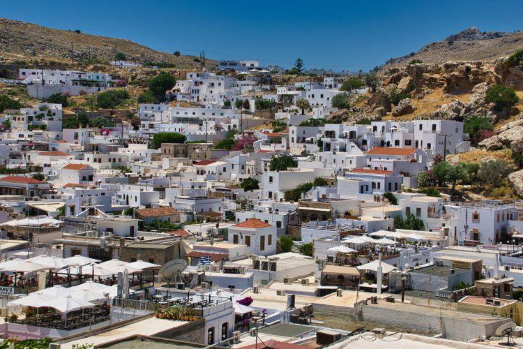 Пенсии в Греции