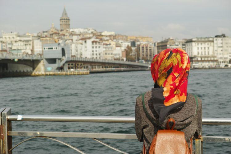 Пенсии вдовам в Турции