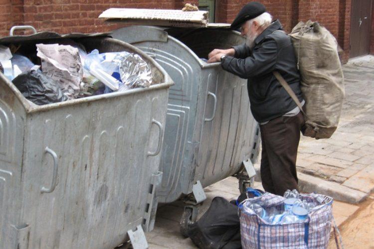 Нищета и бедность в России