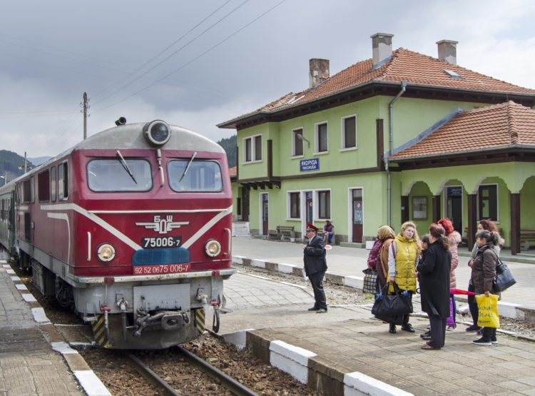 Средняя пенсия в Болгарии