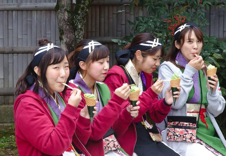 Средняя пенсия в Японии