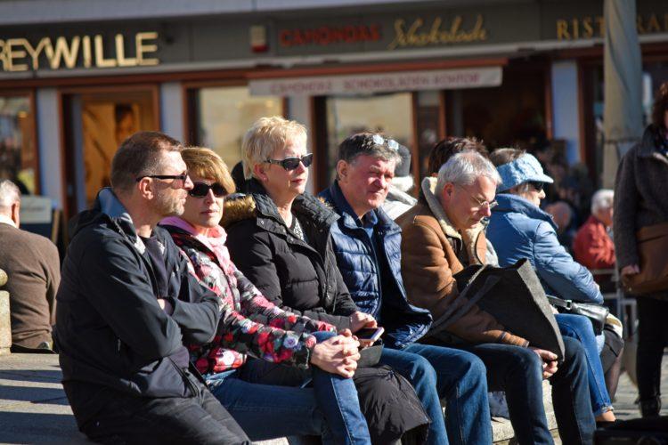 Средняя пенсия в Германии
