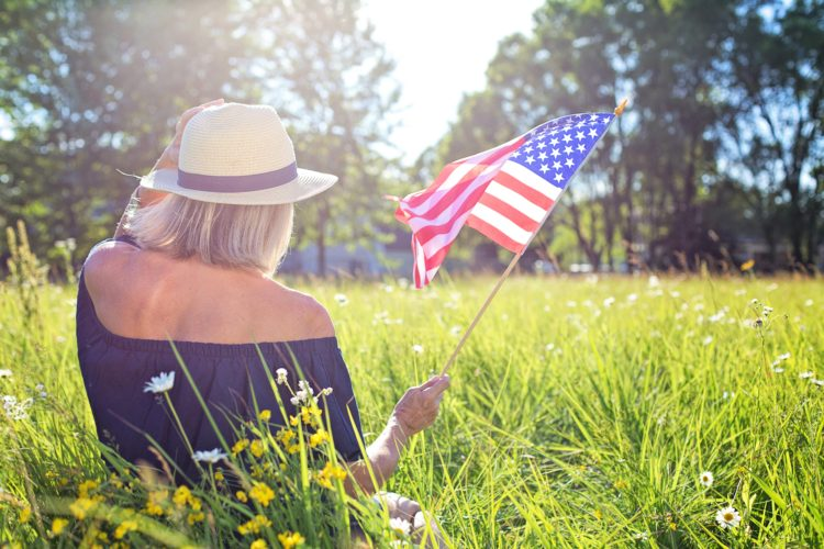 Средняя пенсия в США