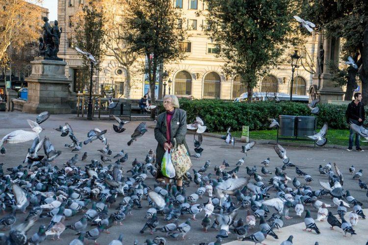 Жизнь пенсионеров в Испании