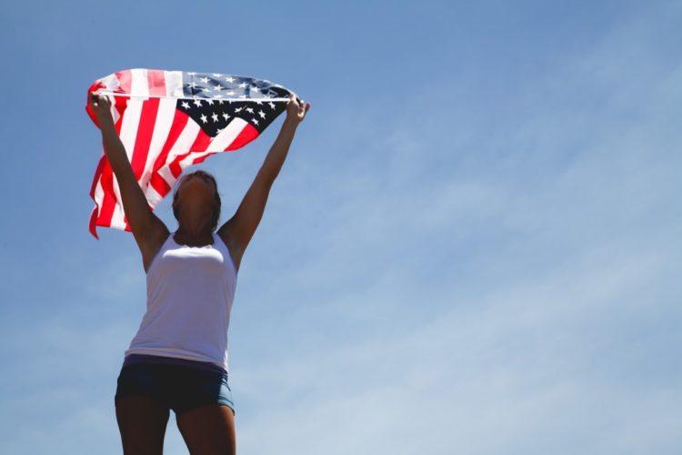 Долги американцев и позитивное мышление