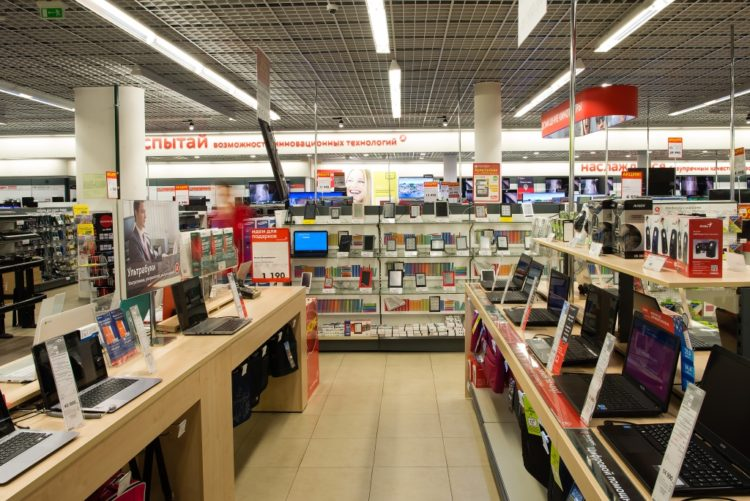 Рост цен на технику в России