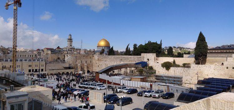 Цены в Иерусалиме рассчитаны на туристов