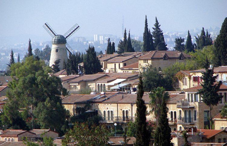 Жизнь в Иерусалиме, Израиль