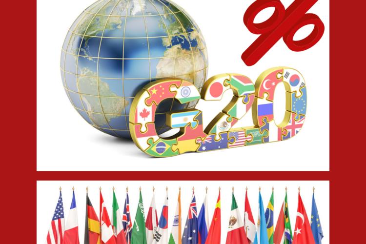 Налоги в странах G20