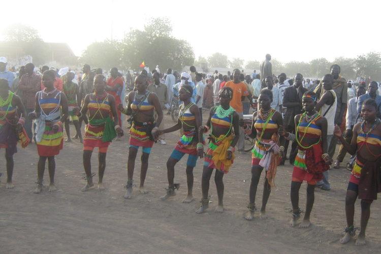 Налоги и зарплаты в Республике Чад