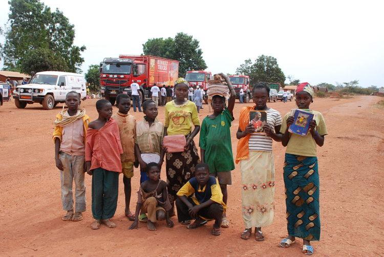 Жизнь в республике Чад
