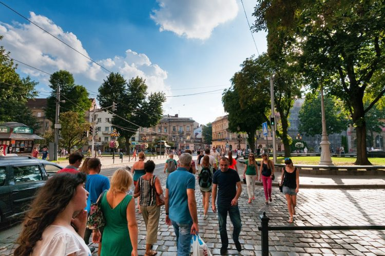 Налоги на население на Украине