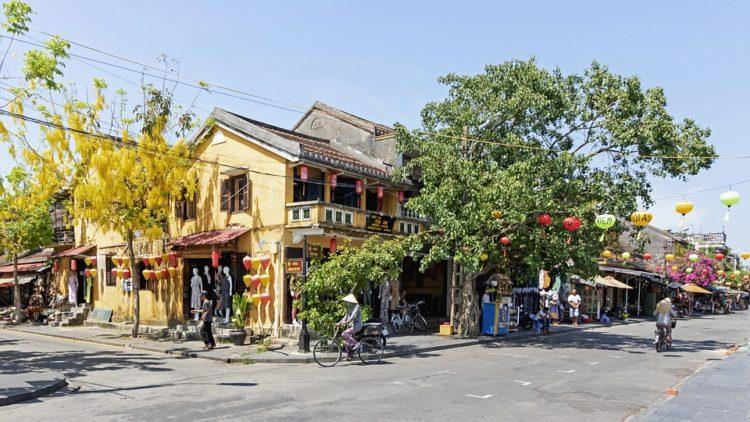 Местный колорит Вьетнама