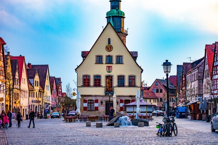 Жизнь в Германии, Бавария