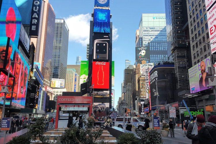 Жизнь в США, Нью-Йорк