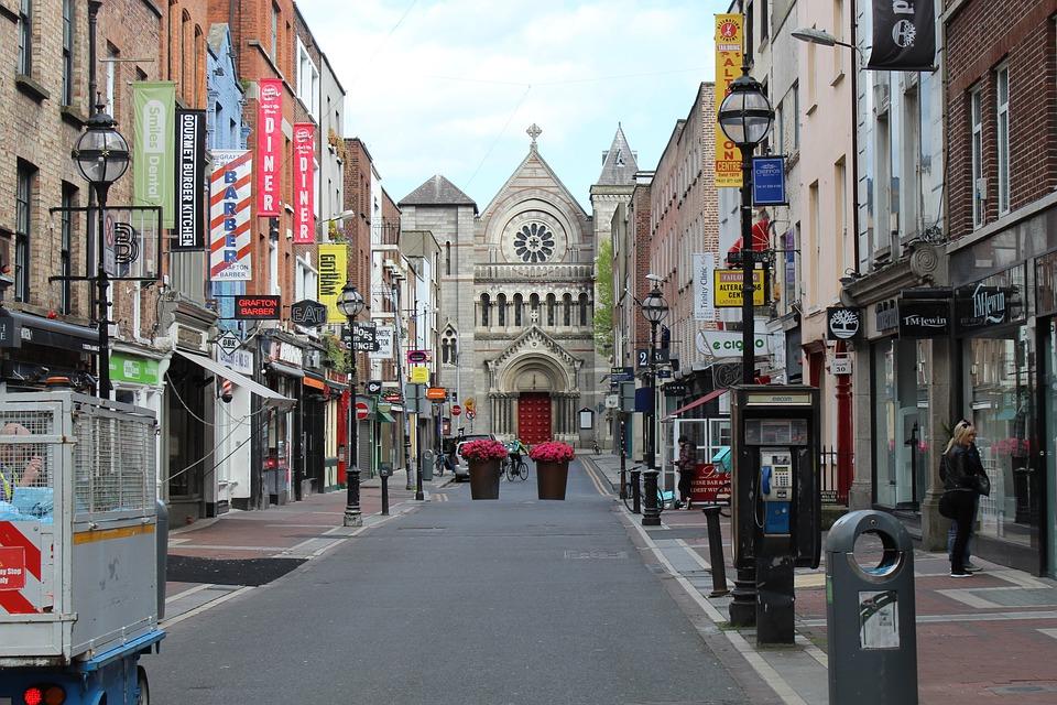 Зарплаты в Ирландии