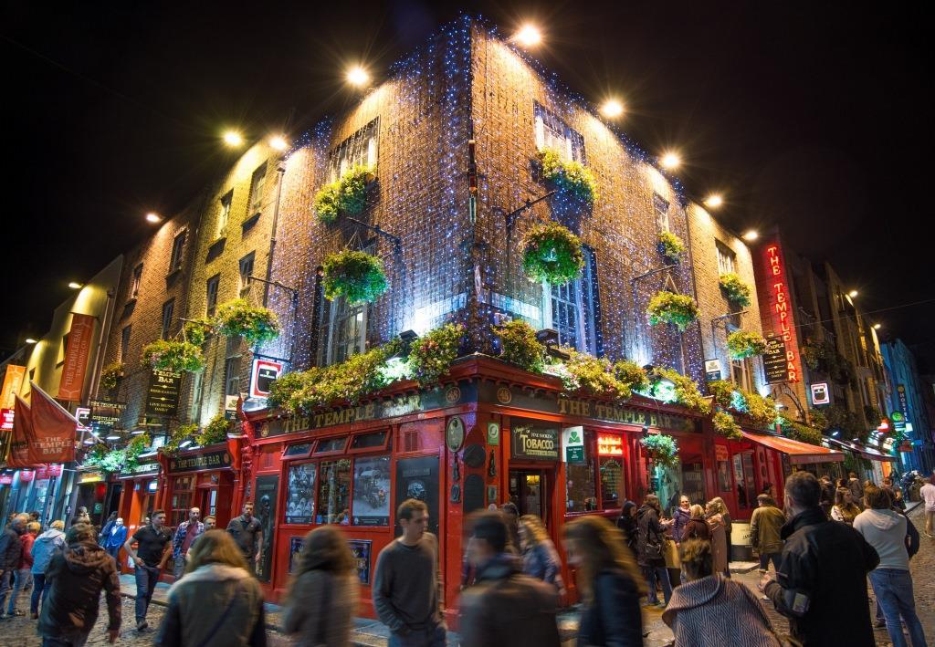 Налог на доходы в Ирландии