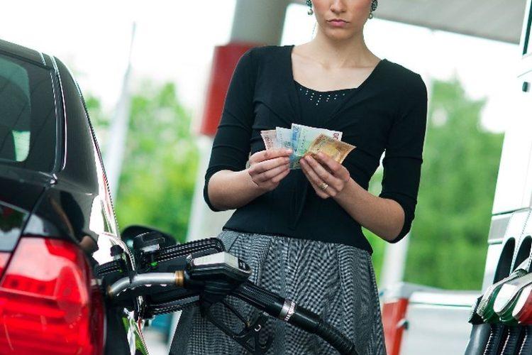 Цены на бензин в странах Большой Семерки