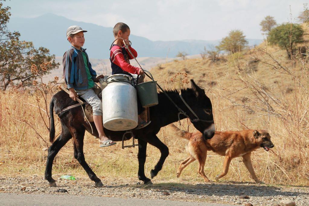 Налоги с населения в Киргизии