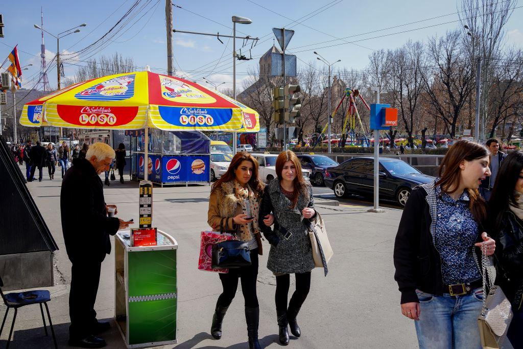 Подоходный налог в Армении