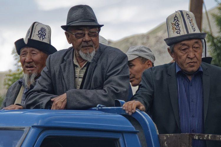 Подоходный налог в Киргизии
