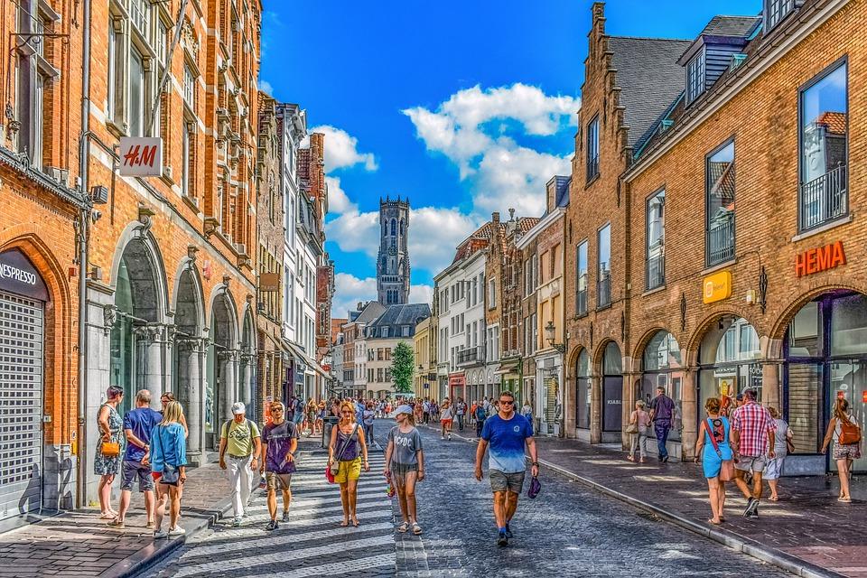 Социальная и налоговая система Бельгии